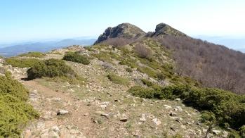 Les Agudes (El Montseny)